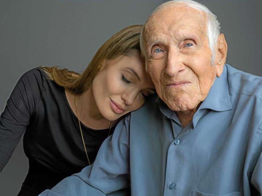 """""""Unbroken's"""" Louis Zamperini World War II Story Set to Inspire"""