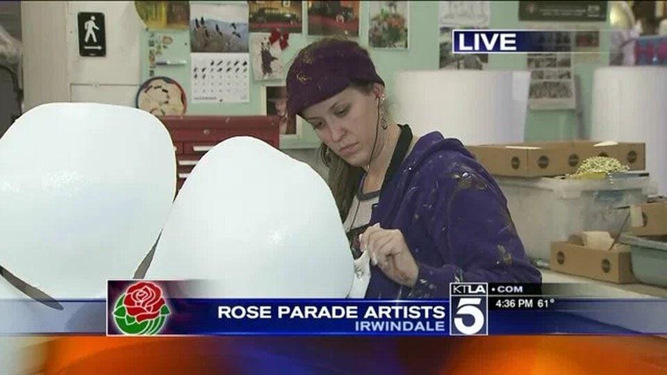 Rose Parade Preview #4 – Lions International, City of Los Angeles, Armenia and the Rose Parade Artists