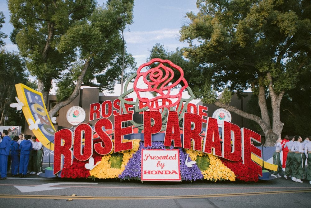 A Special Rose Parade for These Extraordinary Times